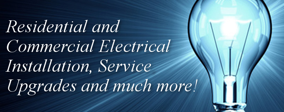 Your complete Residential & Commercial Electrical Company